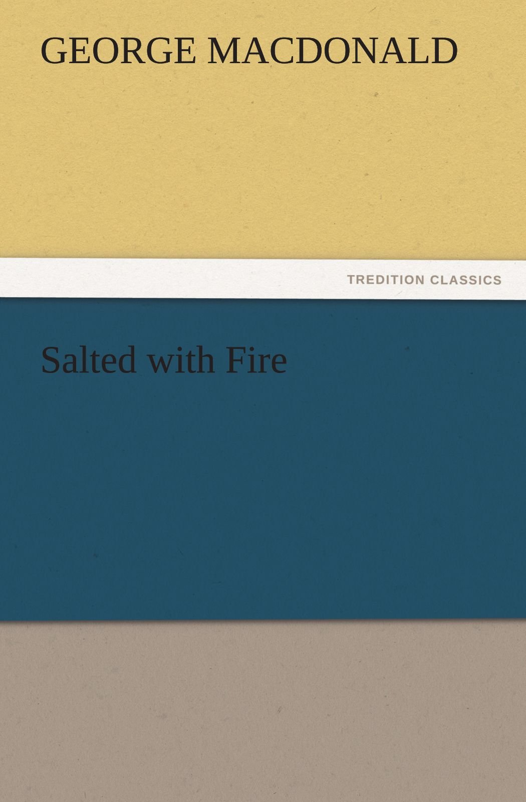 Salted with Fire (TREDITION CLASSICS) ebook