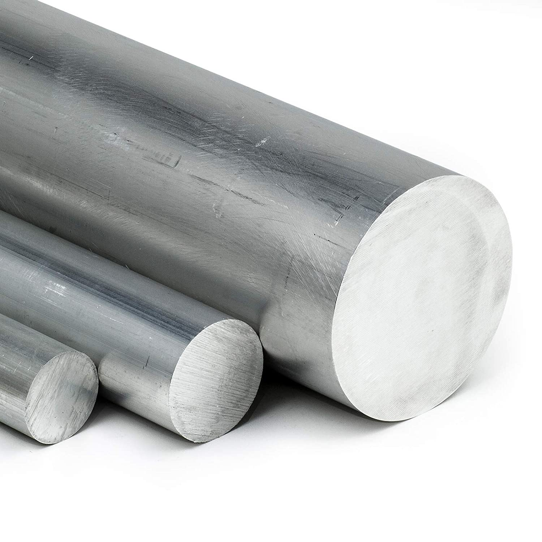 Alu rund je 100 mm AlCuMgPb Aluminium Rundstange 40 mm