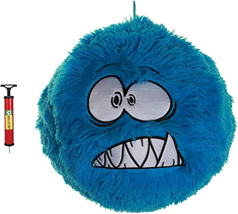 Amazon.com: Bola hinchable Fuzzy Monster ideal para recoger ...