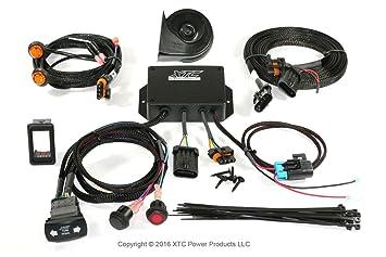 XTC Cable de productos 2017 Polaris, calle legal intermitente sistema con cuerno – plug &