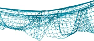 Fish Netting (turquoise) Party Accessory (1 count) (1/Pkg)