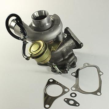 GOWE turbo turbocompresor para Subaru Forester baja 2006 2005 2004: Amazon.es: Coche y moto