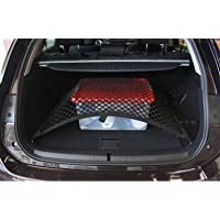 Cargo Nets Worth-Mats Double Layer Highly Elastic Floor Style Car Trunk Nets Storage Organizer Nets for Audi A8 / A8L