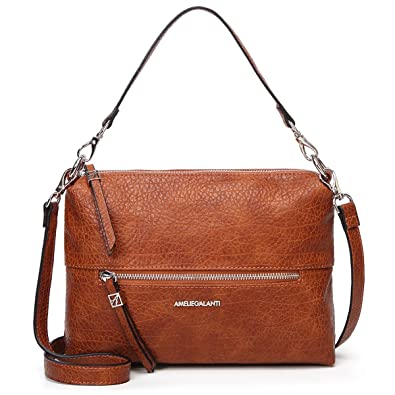 Amazon.com  Medium Handbags Simple Shoulder Bags for Women Casual Satchel   Shoes a54cce2e5a611