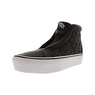 Vans Sk8-Hi Laceless Karl Lagerfeld Ankle-High Sneaker | Fashion Sneakers
