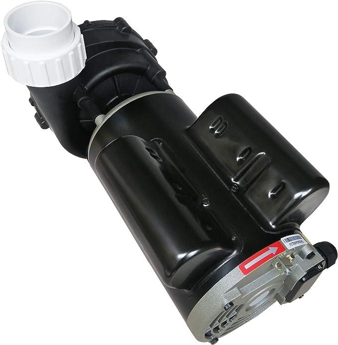 Two Speed 1.5HP 115V//60Hz 48Frame LX Motor KL KEY LANDER Hot Tub Spa Pump ; 2 Port; OEM Model #37334-03; 48WUA1001C-II