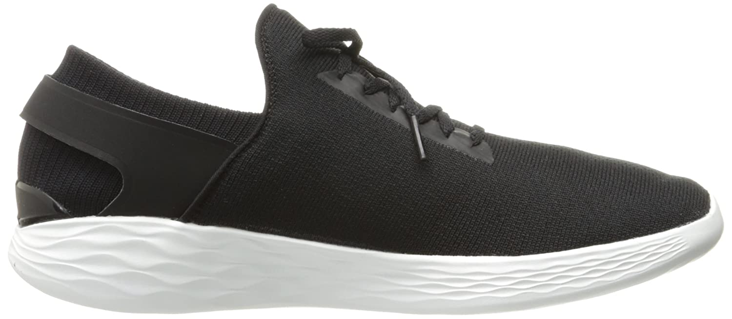 Skechers Women's You Inspire Slip-on US|Black/White Shoe B01N7S78B8 9 B(M) US|Black/White Slip-on dcf6f2