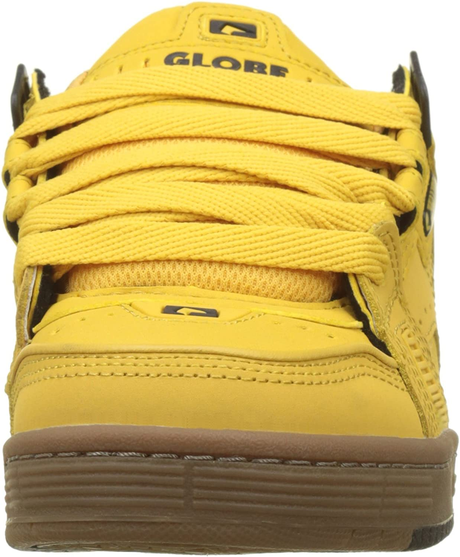 Globe Sabre Skate Shoes Trainers Wheat Tobacco