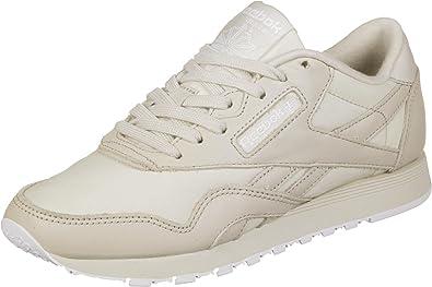Reebok Damen Classic Nylon Neutrals Sneaker