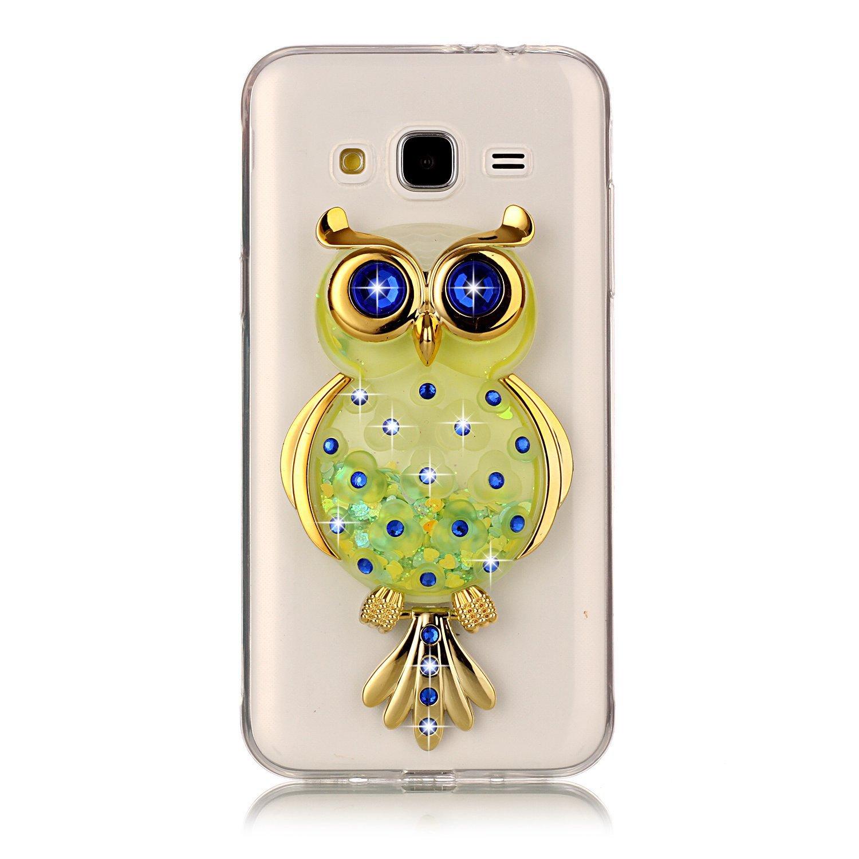 654aab3d70d Xifanzi 3D Funda para Samsung Galaxy Grand Neo Plus Grand Lite I9060 Case  para móvil en TPU silicona Galaxy i9060 Carcasa Transparente Soft Caramelo  Case ...