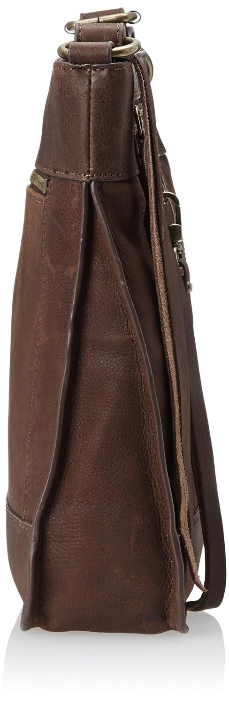 2eebb56ff Lucky Brand Baldwin Crossbody, Brandy: Handbags: Amazon.com