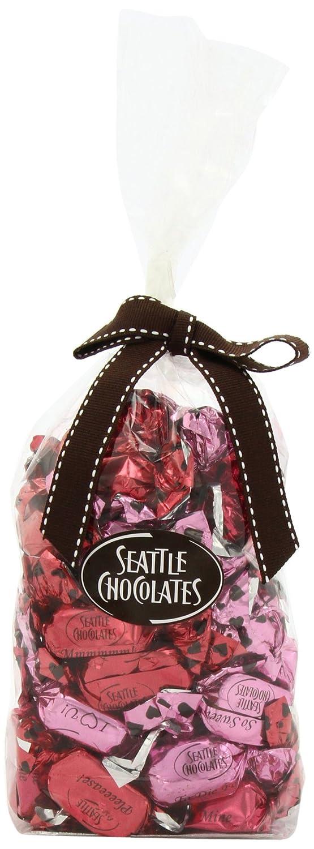 Amazon.com : Seattle Chocolates Gift Bag, Assorted, 1 Pound ...