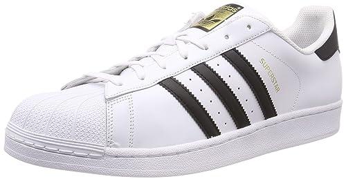 688800f5c6457 Adidas Superstar C77124 Zapatillas para Hombre