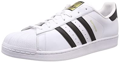 Adidas Superstar Baskets, Mixte Adulte: Amazon.