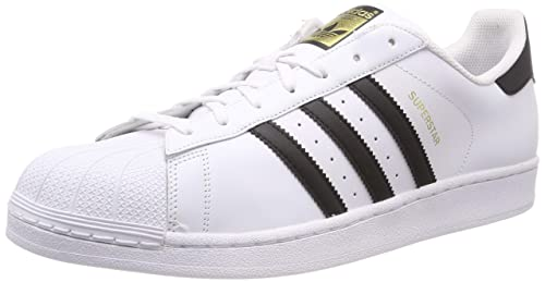 lowest price 3b26a e35a0 Adidas Originals Superstar Scarpe da Ginnastica Unisex - Adulto, Bianco  (Ftwr White Core