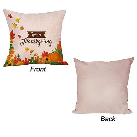 Amazon.com: KissDate - Fundas de almohada decorativas de ...