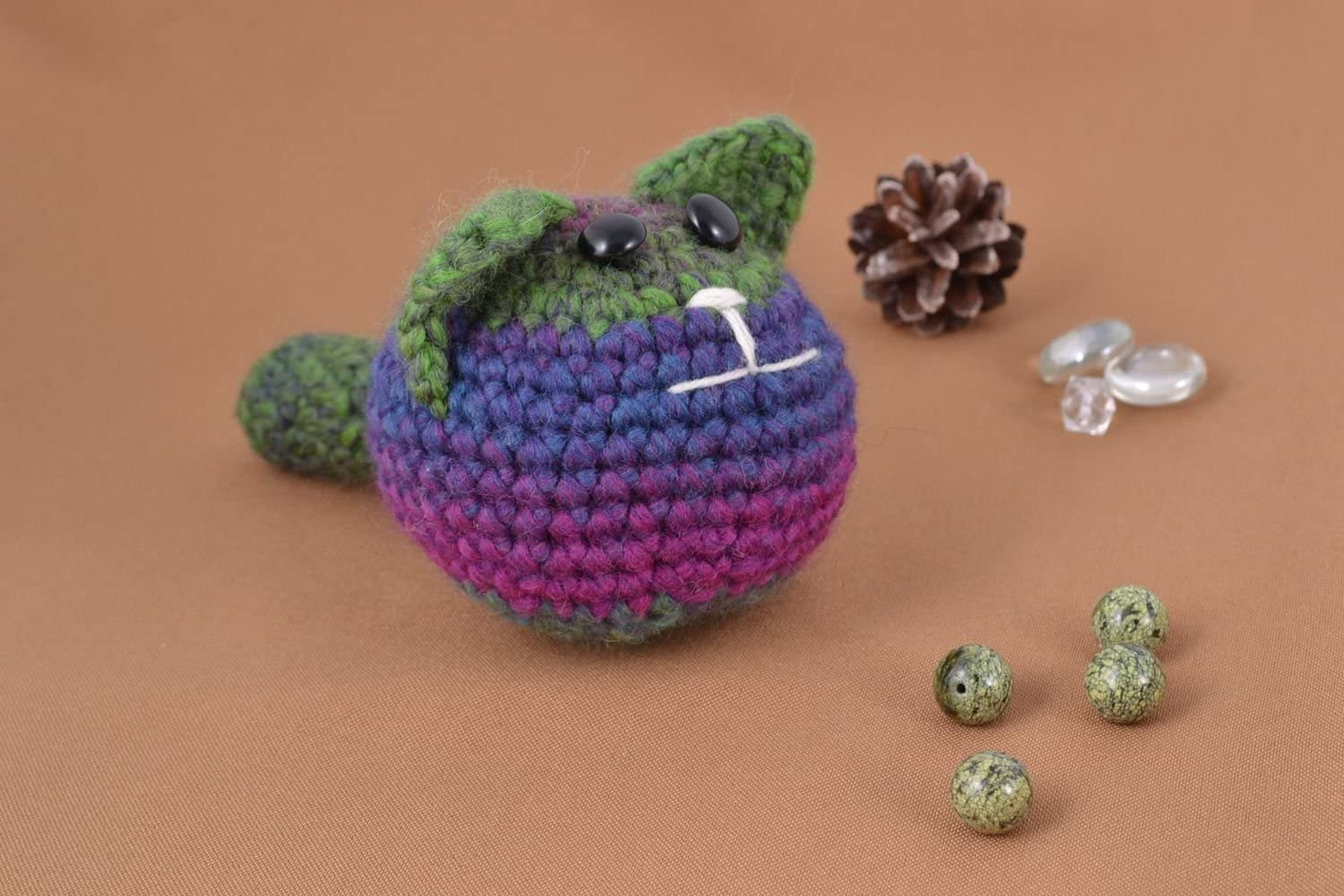 Crocheting toys for cats | 1000x1500