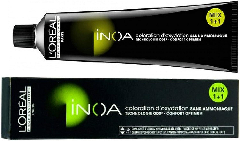 Loreal Inoa 4,0 castaño medio intenso 60 ml