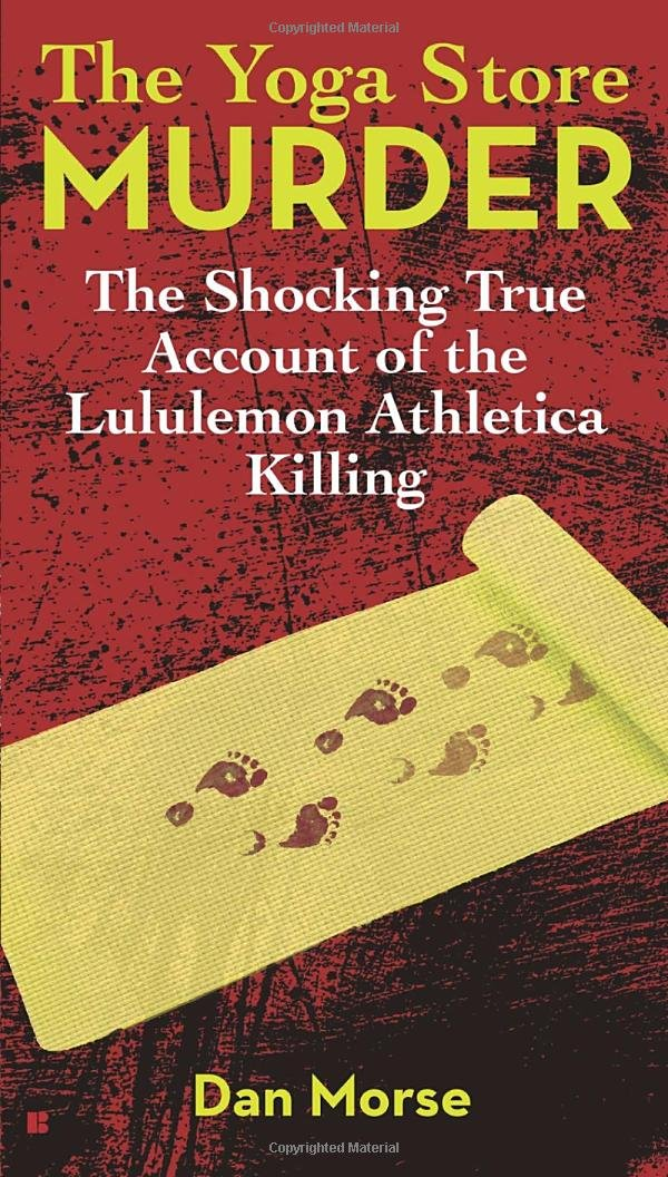 Yoga Store Murder Lululemon Athletica product image