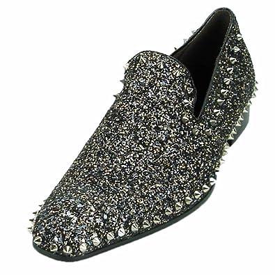 b680996e4 Fiesso Black by Aurelio Garcia Shoes - Size 12