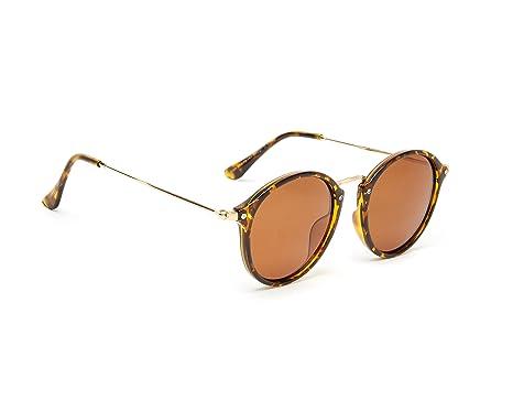 fba5322230 Jeepers Peepers Unisex s CASPER TORT Sunglasses