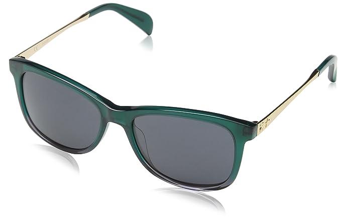 Tous STO918-540GRG Gafas de sol, Shiny Dark Green, 54 para ...