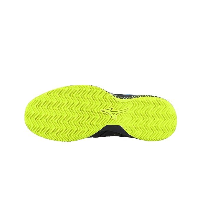 Mizuno Zapatos Tenis Hombre Wave Intense Tour 4 CC: Amazon.es ...