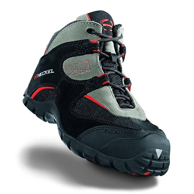 Heckel Macsole Sport MACMOVE S1P HRO SRA - zapato de seguridad deportiva / sandalia - Tamaño