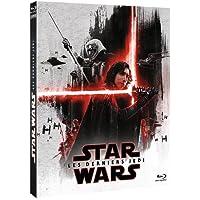"Star Wars : Les Derniers Jedi - Blu-ray + Blu-ray 2D + ORING ""Le Premier Ordre"" [Blu-ray + Blu-ray bonus - Surétui ""Premier Ordre""]"