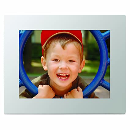 Buy View Sonic Vfd826 70 8 Inch Digital Picture Frame White Online