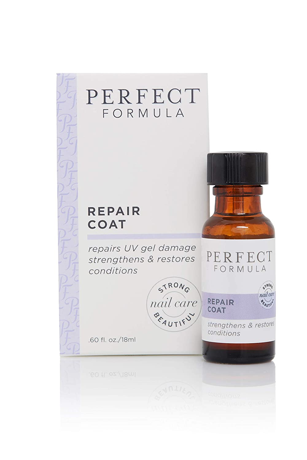 Perfect Formula Repair Coat, 0.6 Fl Oz: Premium Beauty