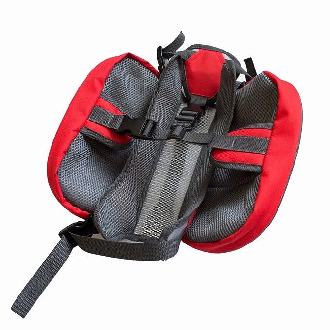 f2c7b5e11e8e Amazon.com : Mitef Saddle Bag Backpack Pet Tripper Hound Bag for ...
