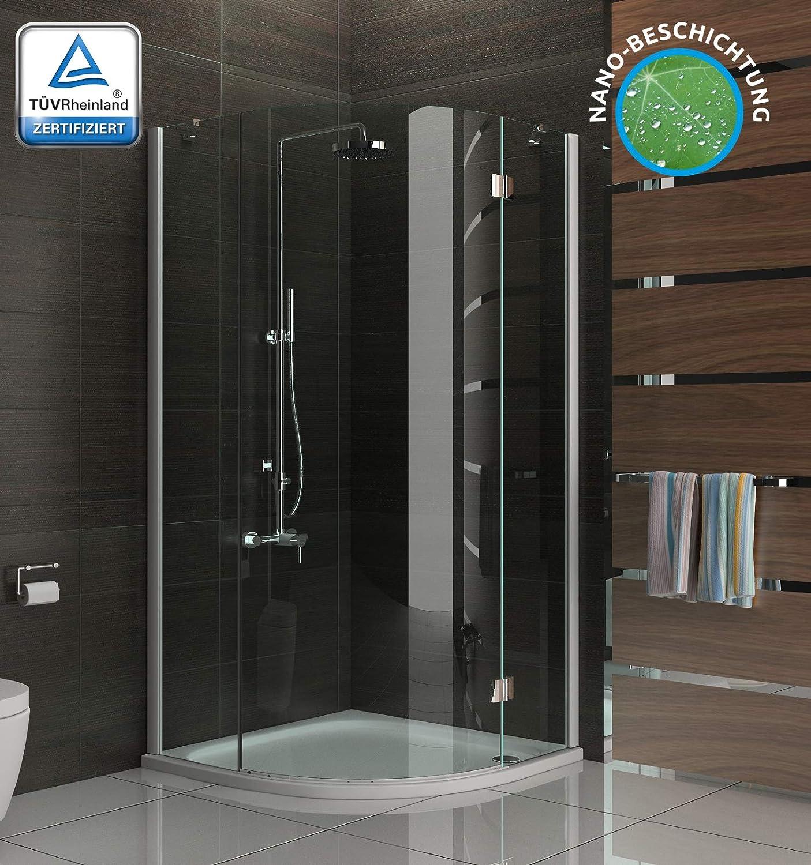 Moderno y atemporal de cabina de ducha de vidrio cabinas de ducha ...