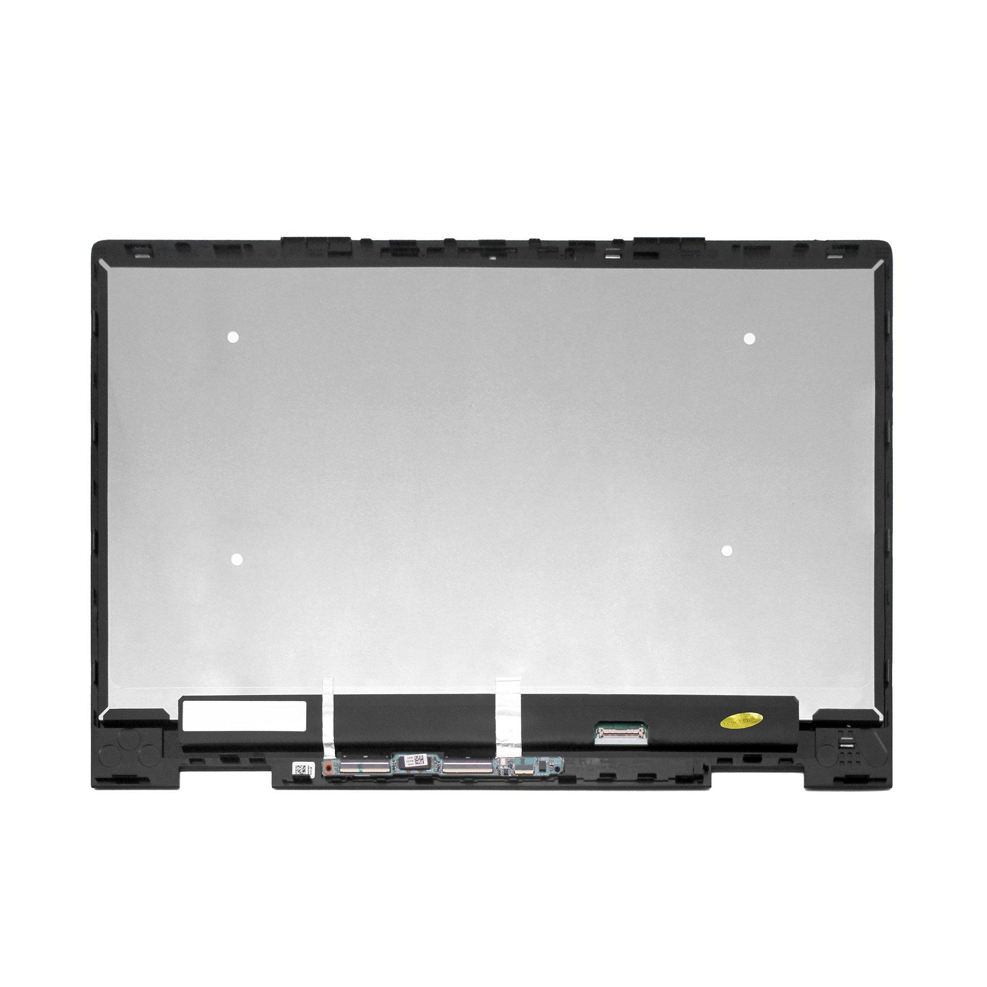 LCDOLED 15.6'' FullHD IPS LCD Touch Screen Digitizer Assembly + Bezel + Board for HP Envy x360 15-bq 15-bq000 15-bq100 15m-bq000 15m-bq100 15m-bq021dx 15m-bq121dx 15-bq175nr 15-bq075nr 15-bq051nr by LCDOLED (Image #2)