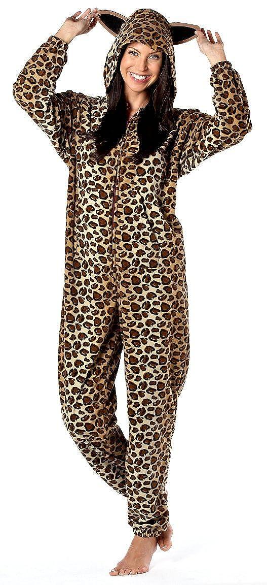 Octave - Mujer estampado gato animal mono/pijama/jumpsuit [talla 20/22, estampado gato]: Amazon.es: Ropa y accesorios