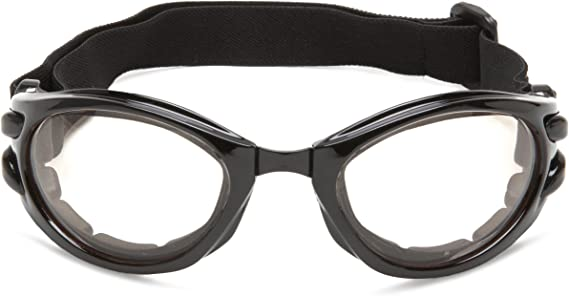 BPIL001 Bobster Pilot Aviator-Style Goggle Sunglasses w//Interchangeable Lens