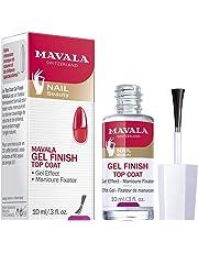 Mavala Nail Beauty Top Coat Efecto Gel Tratamiento Uñas - 10 ml