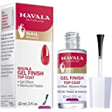 Mavala Top Coat Gel Finish Nail Polish 10 ml