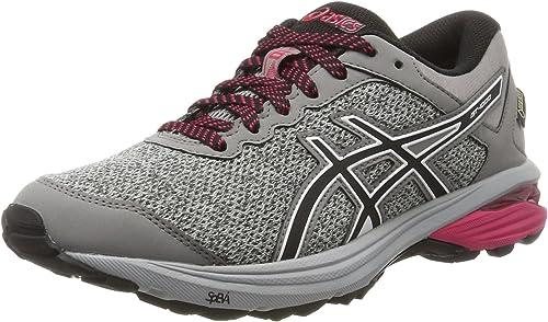 ASICS Gt-1000 6 G-TX, Zapatillas de Running para Mujer: Amazon ...