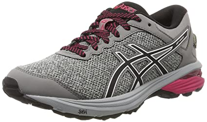 Amazon.com: ASICS 2018 Ladies GT-1000 6 G-TX Road Running Sports ...