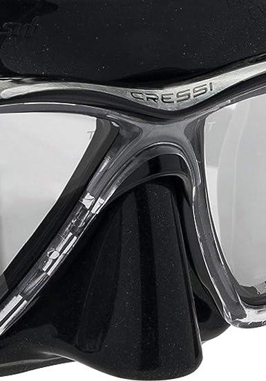 Gafas//M/áscara de Buceo Cressi Negative Big Eyes EVO