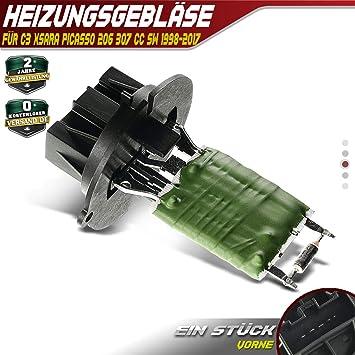 Riscaldatore Blower Motore Ventilatore CON ARIA CONDIZIONATA per CITROEN XSARA PICASSO /& PEUGEOT 206 307