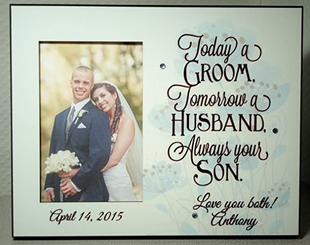 Luxury Picture Frame For Parents Wedding Gift