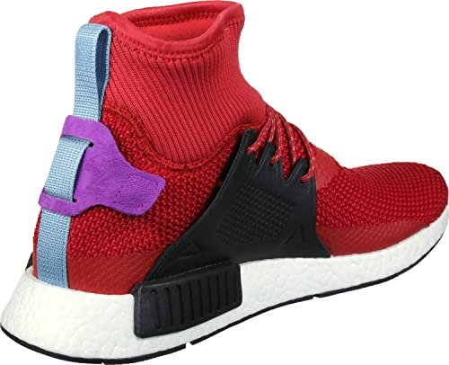 quality design eabe7 02e39 adidas Unisex Adults' NMD_Xr1 Winter Fitness Shoes, Red ...