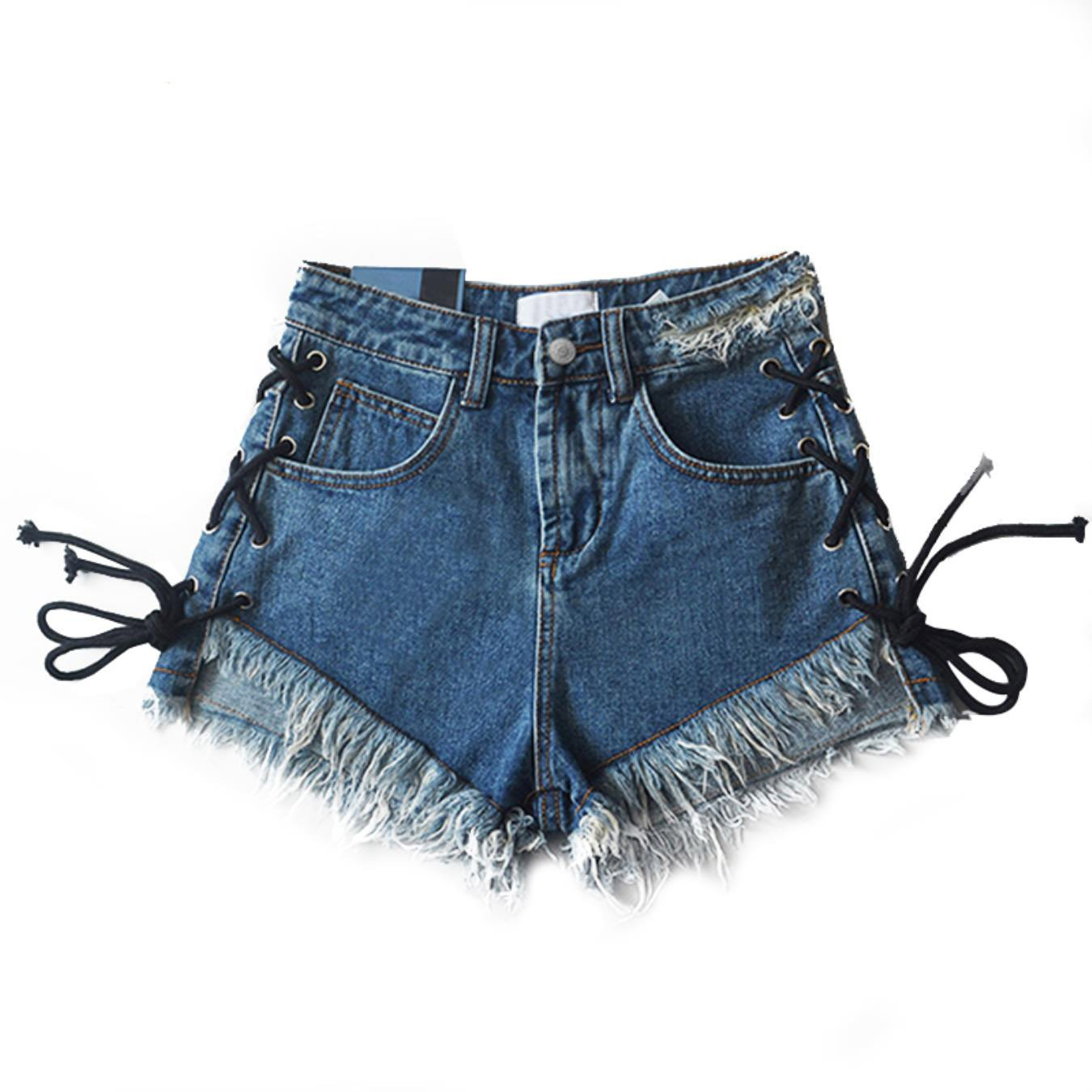 e62dd11c0a4 How To Dress Up Blue Jean Shorts – DACC
