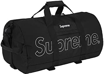 342b93c45e Image Unavailable. Image not available for. Color  Supreme FW18 Duffle Bag  ...