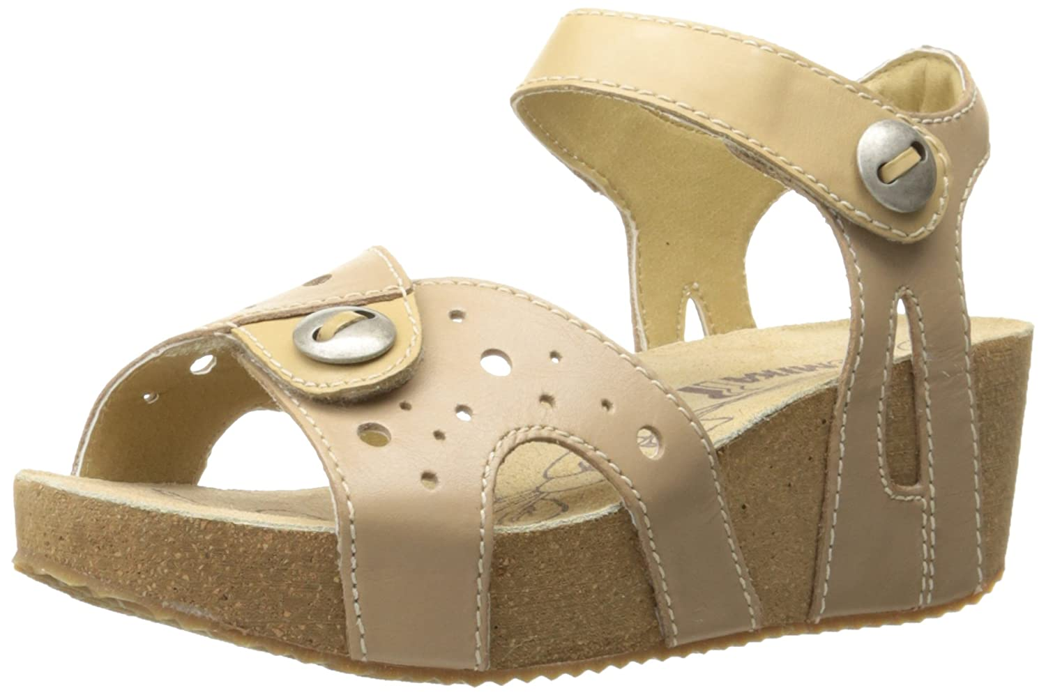 Amazon.com | Romika Womens Florida 05 Synthetic Wedge Sandal | Platforms & Wedges
