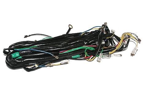 Strange Amazon Com Enfield County 12V Complete Wiring Loom Harness Vespa Wiring Digital Resources Dadeaprontobusorg
