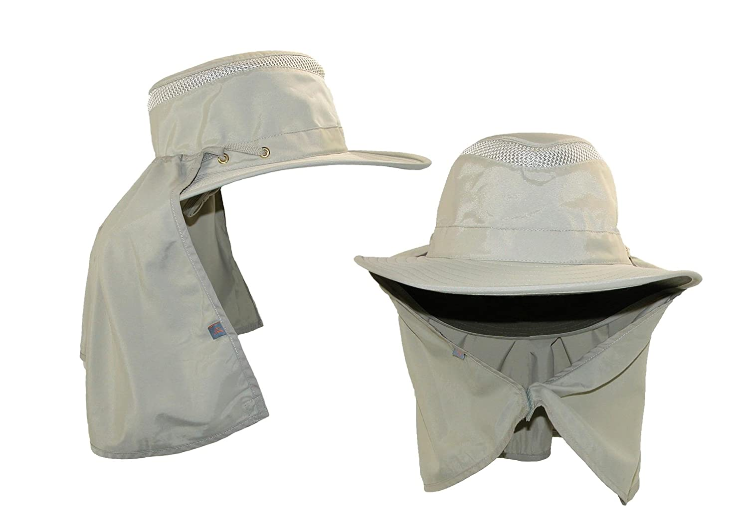 fd2f78408bb Amazon.com  Tilley Endurables TCA Cape Attachment - Khaki  Sports   Outdoors