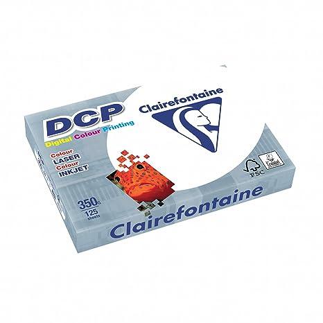 Amazon.com: DCP 3806C - Pack de 125 hojas de papel, A4 ...